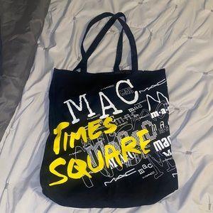 Mac cosmetics NYC Times Square exclusive bag